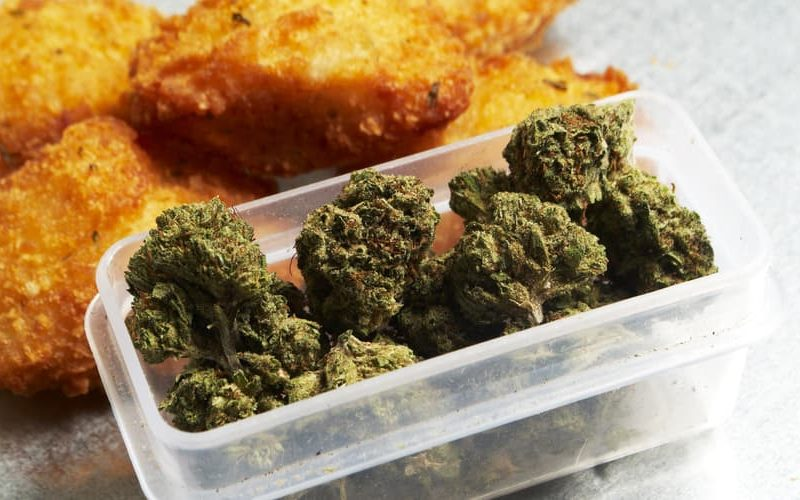 6 Foods To Help Enhance Your High